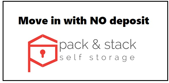 Self Storage Ipswich - Pack and Stack -